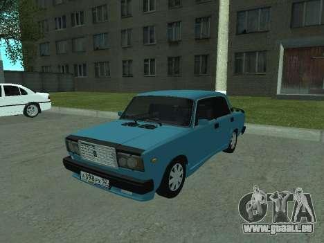 VAZ 2107 für GTA San Andreas