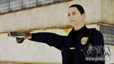 GTA 5 Cop für GTA San Andreas