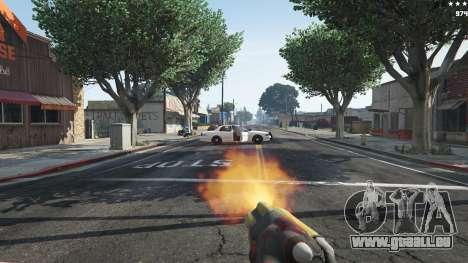 GTA 5 Huo Long Heater sixième capture d'écran