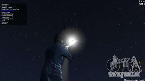 GTA 5 Laser Rocket Mod V5 sechster Screenshot