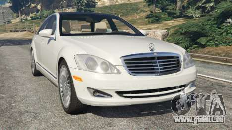 Mercedes-Benz S550 W221 v0.5 [Alpha] für GTA 5