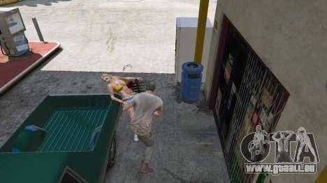 GTA 5 Der Stern des morgens aus Dem Letzten Überrest fünfter Screenshot
