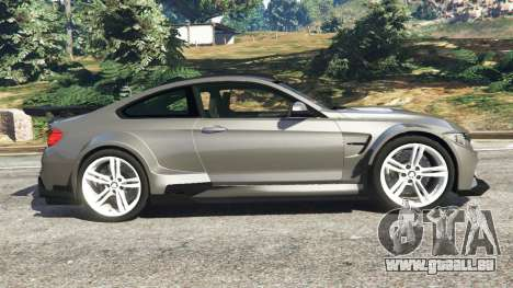 BMW M4 F82 WideBody für GTA 5