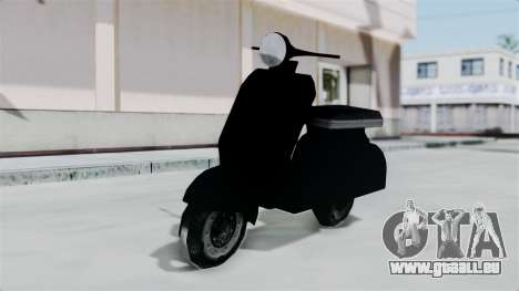 Scooter from Bully pour GTA San Andreas