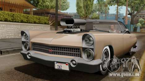 Vapid Peyote Bel-Air für GTA San Andreas