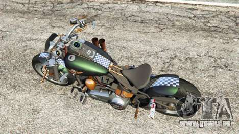 Harley-Davidson Fat Boy Lo Racing Bobber v1.1 pour GTA 5