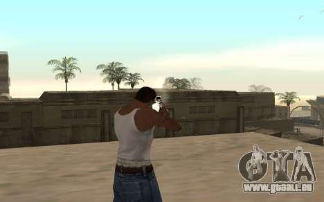 M4 c cub für GTA San Andreas dritten Screenshot