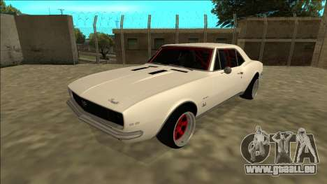 Chevrolet Camaro SS Drift für GTA San Andreas