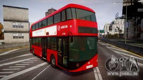 Wrightbus New Routemaster Arriva pour GTA 4