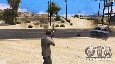 GTA 5 Erhöhte Auswirkungen hat fünfter Screenshot