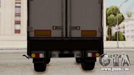 Cooliner Trailer from ETS 2 für GTA San Andreas rechten Ansicht