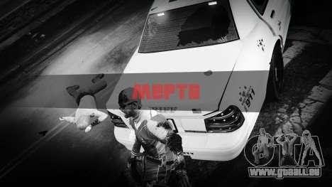 GTA 5 Afterdeath deuxième capture d'écran