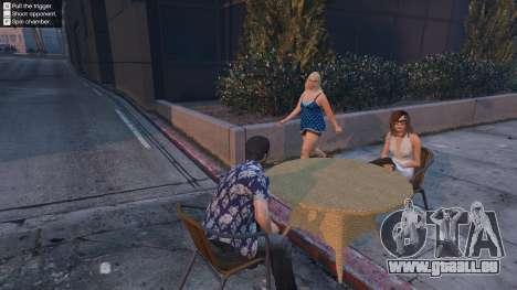 GTA 5 Russisch roulette dritten Screenshot