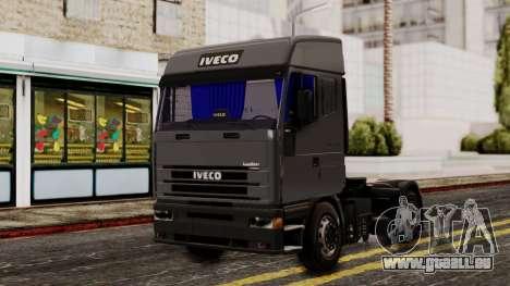 Iveco EuroStar Normal Cab für GTA San Andreas