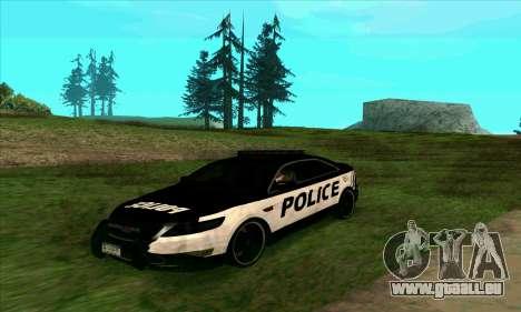 Federal Police Ford Taurus HSO für GTA San Andreas