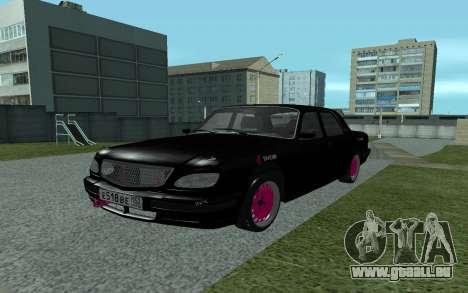 GAZ de 31105 Volga pour GTA San Andreas