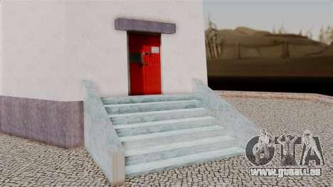 LS Santa Maria Lighthouse für GTA San Andreas zweiten Screenshot