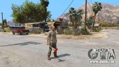 GTA 5 Axt aus Dead Rising