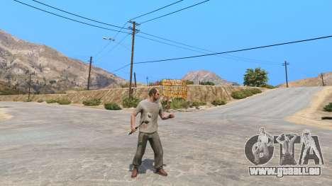 GTA 5 Hammer Shao Kahn aus Mortal Kombat zweite Screenshot
