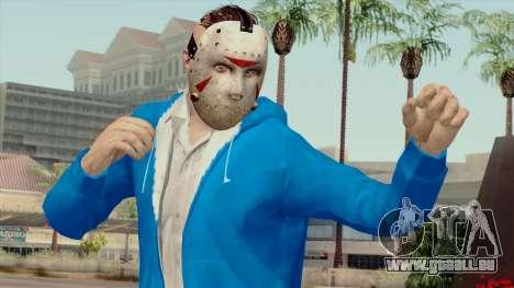 H2O Delirious Skin pour GTA San Andreas