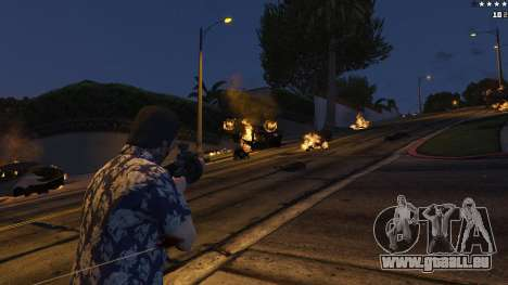 4K Fire Overhaul 2.0 für GTA 5
