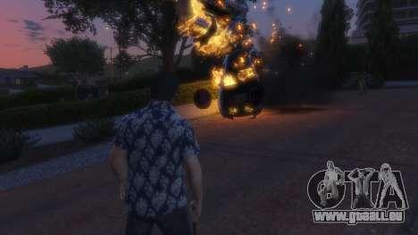 GTA 5 4K Fire Overhaul 2.0 quatrième capture d'écran