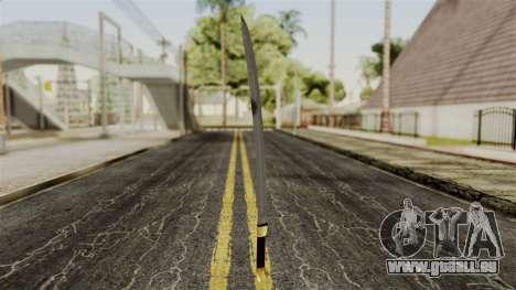 Le vérificateur de pour GTA San Andreas troisième écran