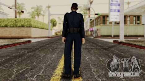 GTA 5 Cop pour GTA San Andreas troisième écran
