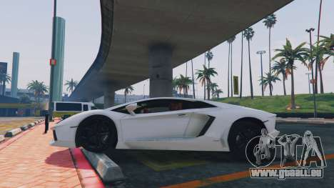 GTA 5 Realistic suspension for all cars  v1.6 troisième capture d'écran