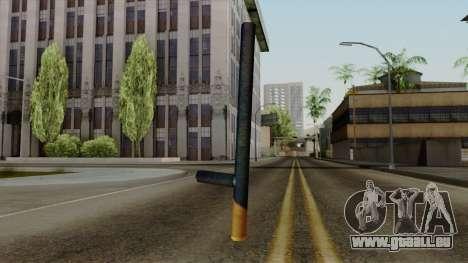 Brasileiro Night Stick v2 pour GTA San Andreas deuxième écran