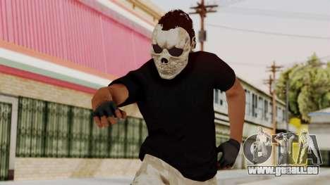 Skin DLC Ultimo Equipo En Pie für GTA San Andreas