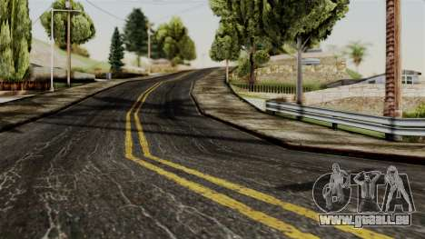 BlackRoads v1 LS Kenblock für GTA San Andreas