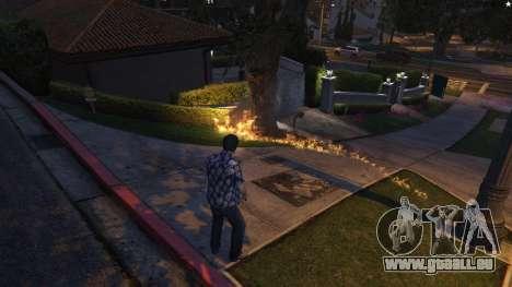 GTA 5 4K Fire Overhaul 2.0 cinquième capture d'écran