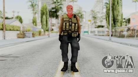 Terrorist pour GTA San Andreas deuxième écran