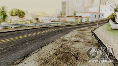 BlackRoads v1 LS Kenblock für GTA San Andreas dritten Screenshot