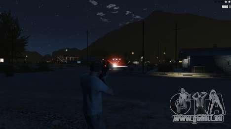 GTA 5 Laser Rocket Mod V5 vierten Screenshot