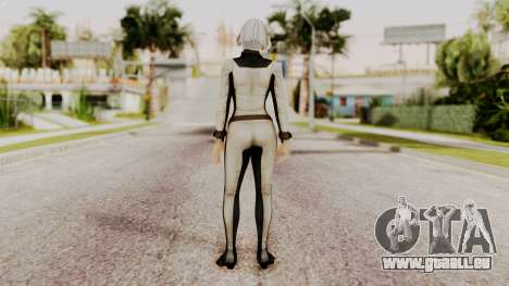 DOA 5 Christie Assasin für GTA San Andreas dritten Screenshot