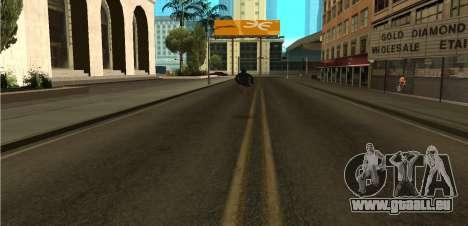60 Animations v2.0 für GTA San Andreas dritten Screenshot