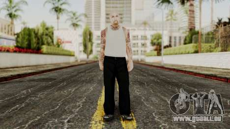 Alice Baker Young Member without Glasses für GTA San Andreas zweiten Screenshot