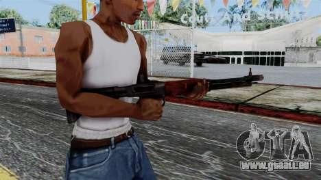 FG-42 from Battlefield 1942 für GTA San Andreas dritten Screenshot