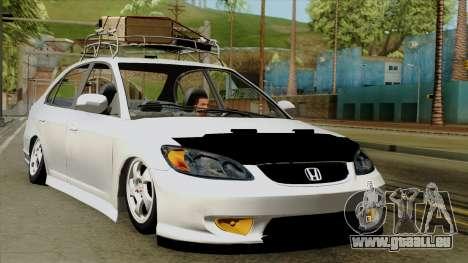 Honda Civic 2005 für GTA San Andreas