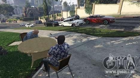 GTA 5 Russisch roulette zweite Screenshot