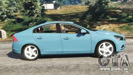 GTA 5 Volvo S60 [Beta] linke Seitenansicht