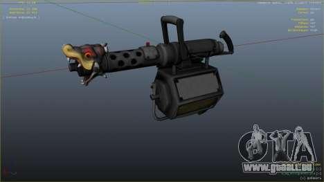 GTA 5 Huo Long Heater dixième capture d'écran