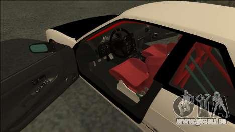 Nissan Silvia S13 Drift für GTA San Andreas rechten Ansicht