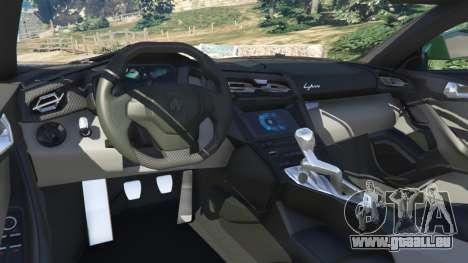 Lykan Hypersport 2014 v1.1.5 pour GTA 5