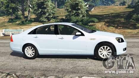 Chevrolet Caprice LS 2014 für GTA 5
