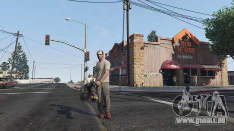 Huo Long Heater für GTA 5