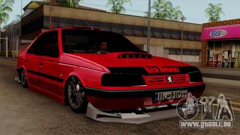 Peugeot 405 Full Sport pour GTA San Andreas
