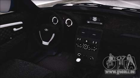 VAZ 2112-Qualität Artikel für GTA San Andreas Motor